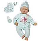 more details on Baby Annabell Brother Baby George Doll.