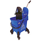 more details on Bentley Professional Heavy Duty 31 Litre Mop Bucket - Blue.