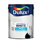 more details on Dulux Matt Paint 5L - Pure Brilliant White.