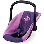 more details on Bayer Dolls Car Seat - Purple.
