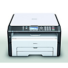 more details on Ricoh SP213SUW 22PPM A4 Mono Laser USB Wi-Fi Printer.