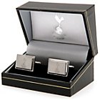 more details on Stainless Steel Tottenham Hotspur Crest Cufflinks.