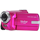 more details on Vivitar DVR908M Full HD Camcorder - Pink.