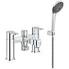 more details on Grohe Wave Cosmopolitan Bath and Shower Mixer Set.