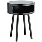 more details on Habitat Bumble Side Table - Black.