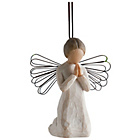 more details on Willow Tree Angel of Prayer Hanging Ornament.