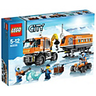 more details on LEGO® City Arctic Outpost - 60035.