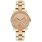 more details on Juicy Couture Ladies Mini Pedigree Multi Dial Bracelet Watch