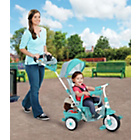 more details on Little Tikes Perfect Fit 4 in 1 Trike - Teal.