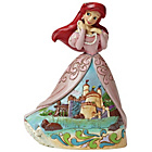 more details on Disney Traditions Sanctuary by the Sea Ariel Ornament.