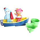 more details on In The Night Garden Igglepiggles Floaty Boat Playset.