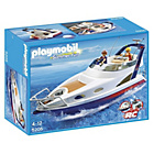 more details on Playmobil Luxury Yacht.