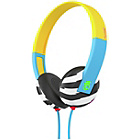 more details on Skullcandy Uproar On-Ear Headphones - Blue/Green.
