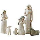 more details on Willow Tree Nativity Figurine.