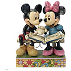 more details on Disney Sharing Memories Mickey and Minnie Mouse Ornament.