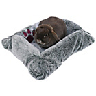 more details on Rosewood Snuggles Plush Small Animal Bed.