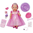 more details on Baby BORN Interactive Doll Princess.