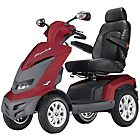 more details on Royale 4 Wheel (Class 3) Mobility Scooter - Red.