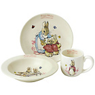more details on Beatrix Potter Flopsy Mopsy Three Piece Nursery Set.