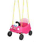 more details on LT Princess Cozy Coupe First Swing.
