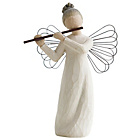 more details on Willow Tree Angel of Harmony Figurine.