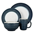 more details on Denby Intro Dinner Set - Dark Blue.
