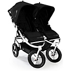 more details on Bumbleride Indie Twin Pushchair - Jet Black.