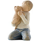 more details on Willow Tree Kindness Boy Figurine.