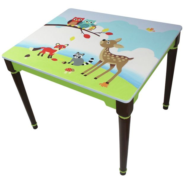 Argos Childrens Garden Table And Chairs: Buy Fantasy Fields Enchanted Woodland Table At Argos.co.uk