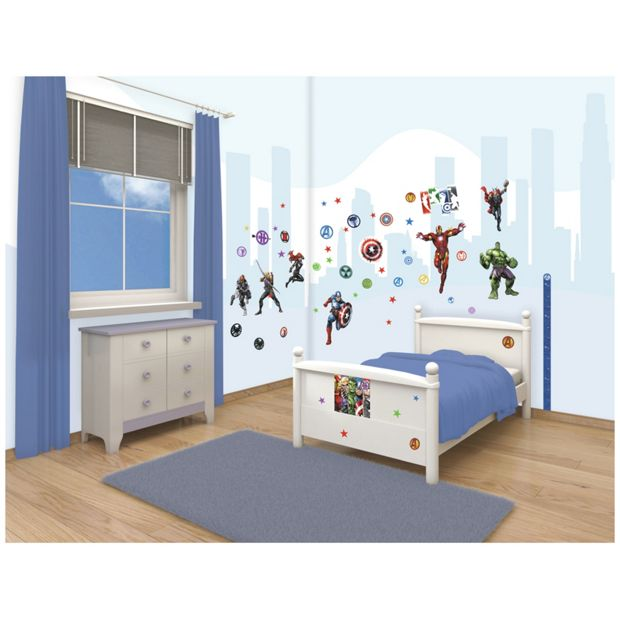 Buy Walltastic Avengers Assemble Room Decor Kit At Your Online Shop For Murals And
