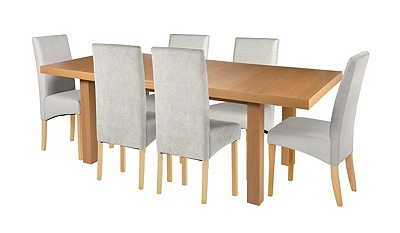 Buy Collection Cosgrove Dining Table amp 6 Chairs Oak Stain  : 4299848RZ002Afmtpjpgampwid570amphei513 from www.argos.co.uk size 570 x 513 jpeg 37kB