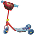 more details on Superman 3 Wheeled Scooter with Front Plate.