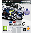 more details on Gran Turismo 5: Academy Edition PS3 Game.