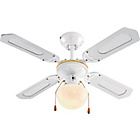more details on HOME Ceiling Fan - White.