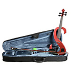 more details on Rocket Electric Violin - Metallic Red.