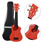more details on Bugs Gear Plastic Ukulele with Bag - Red.