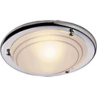 more details on HOME Chrome Finish Flush Ceiling Fitting.