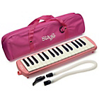 more details on Stagg Melodica - Pink.