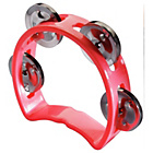 more details on Stagg Mini Tambourine - Red.