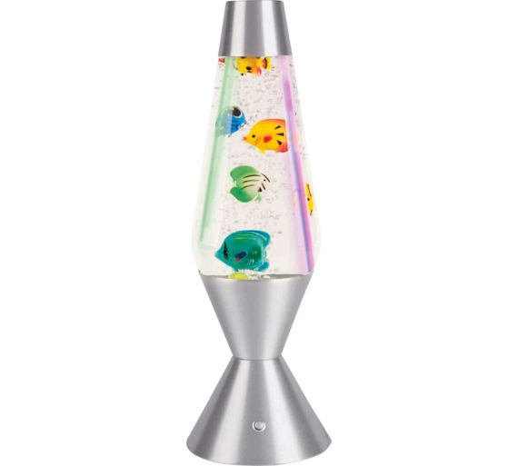 Novelty Lamp With Fish : Buy Lava Colour Changing Aquarium Fish Lamp at Argos.co.uk - Your Online Shop for Novelty ...
