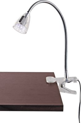 Buy Collection Led Clip Desk Lamp Clear At Argos Co Uk