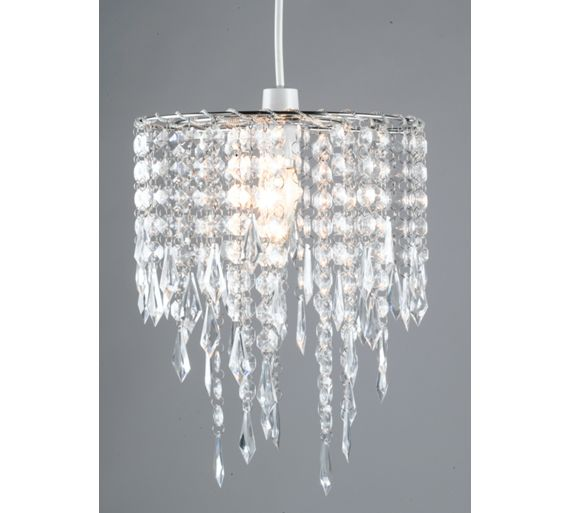 buy home beaded shade clear at your online. Black Bedroom Furniture Sets. Home Design Ideas