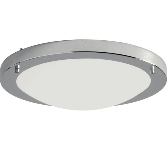 Ceiling Lights At Argos : Buy collection energy saving bathroom flush ceiling light