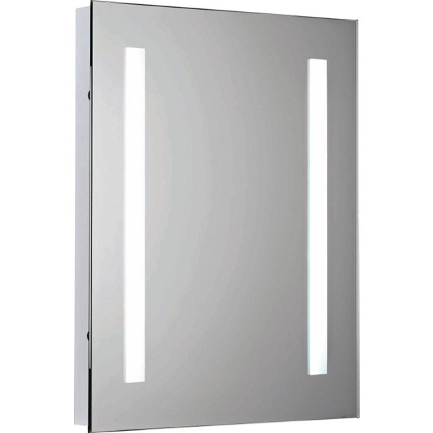 Buy Collection Bathroom Mirror With Shaver Point At Argos