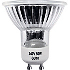 more details on Argos Value Range GU10 Halogen Bulb- 6 Pack.