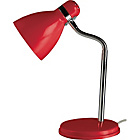 more details on ColourMatch Desk Lamp - Poppy Red.