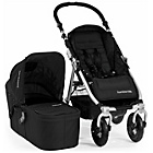 more details on Bumbleride Indie 4 Pushchair - Jet Black.
