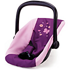 more details on Bayer Dolls Car Seat - Plum.