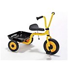 more details on Winther Tricycle - Yellow/Black.