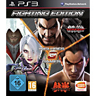 more details on Fighting Edition PS3 Game.